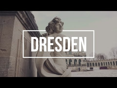 Cinematic Travel Short | Sony a6300 Zhiyun Crane | Dresden
