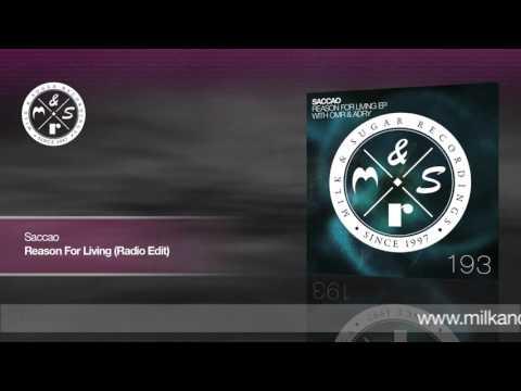 Saccao - Reason For Living (Radio Edit)