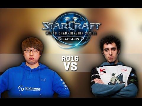 [Ro16 Grp D] MC vs Titan - WCS EU S2