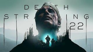 Death Stranding (PL) #22 - Wielki Dostawca (Gameplay PL / Zagrajmy w)