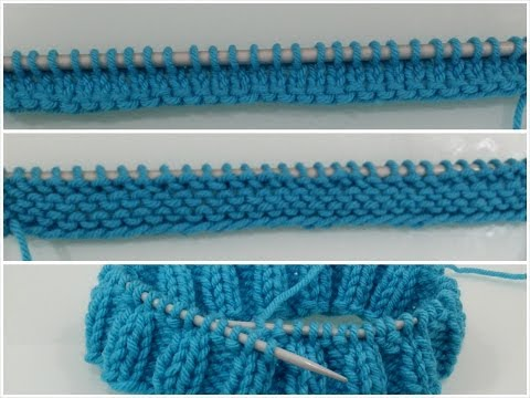 Knitting Casting Off Purl Stitch : [Full-Download] Diy-knitted-snood-for-beginners-casting-on-knit-stitch-purl-s...
