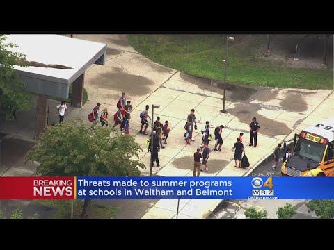 Waltham, Belmont Schools Evacuated After Threats