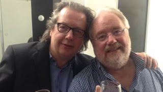 Mike Parry Mike Graham Fight Jay Rayner Food Critic Talksport