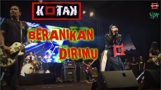 Beranikan Dirimu - KOTAK Band Live Kodam Brawijaya V Surabaya
