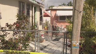 Dispute Turns Deadly At Miami-Dade Trailer Park