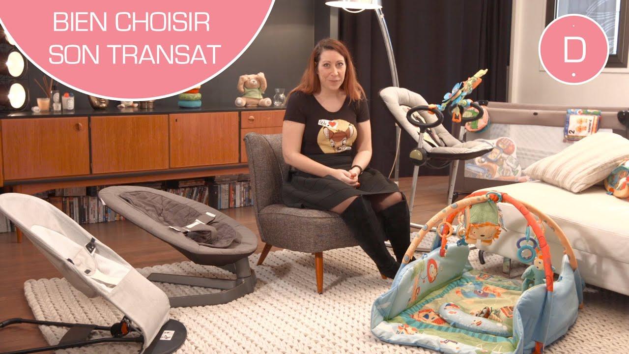 Comment choisir le transat de son b b conso b b youtube - Comment choisir le matelas de bebe ...