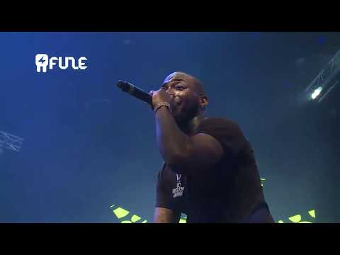 DAVIDO Performs FIA & More Songs At One Africa Music Fest