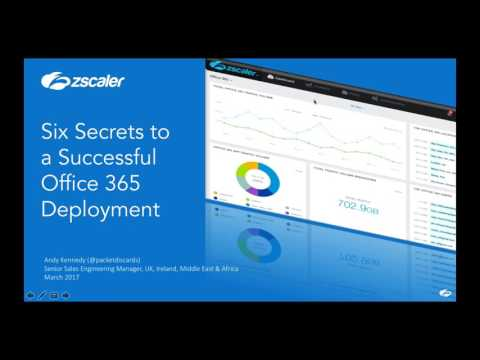 A first look at Zscaler Private Access (ZPA) | Packet discards