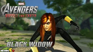 Marvel's The Avengers: Black Widom Vs Magne and The Mighty Thor