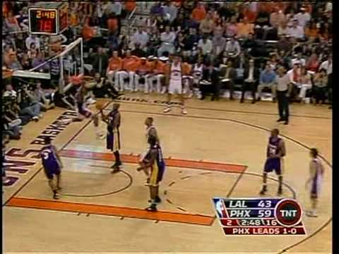 Lakers at Suns, Game 2 - 2007 NBA Playoffs Highlights