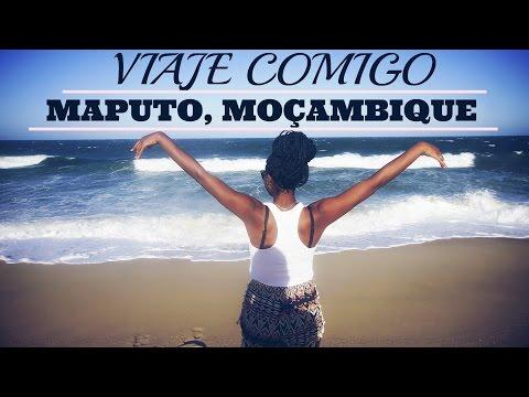 VIAJE COMIGO | Maputo, Moçambique : Snap/Vlog