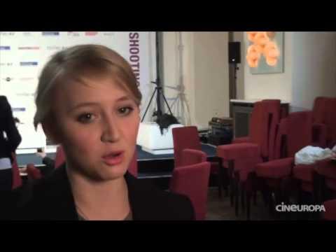 Shooting Stars 2012: Anna Maria Mühe, actress - Germany