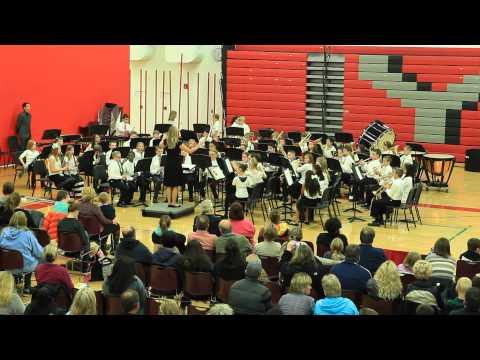 Yorkville Intermediate School 6th Grade Band