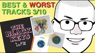 Weekly Track Roundup: 3/10 (They're Back! The Black Keys, Mac DeMarco & The National)