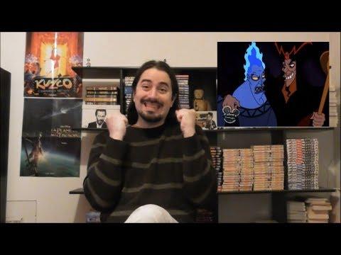 Hercu-log 58 : Hercule et Aladdin