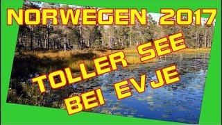 NORWEGEN 2017 - Kleine Tour bei Evje mit tollem See