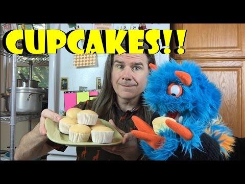3 Ingredient Recipes: Chiffon Cupcakes