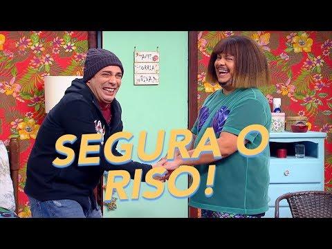 Sanderson não se aguentou com ERRO do Ferdinando  Vai Que Cola  ROLOU NA SEMANA  Humor Multishow