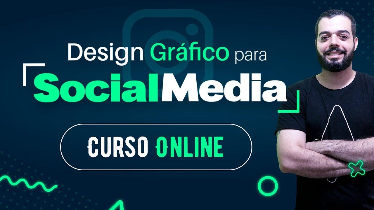 Curso Design Grafico Para Social Media Youtube