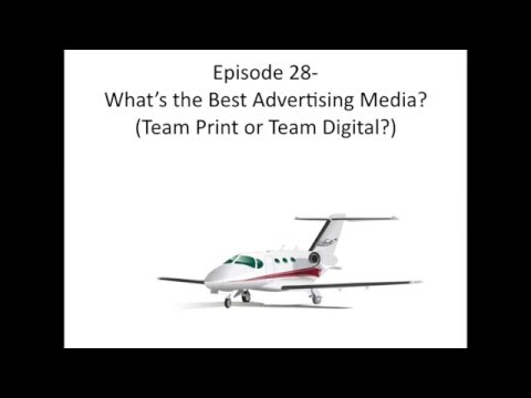AMHF 0028 - What's the Best Advertising Media?