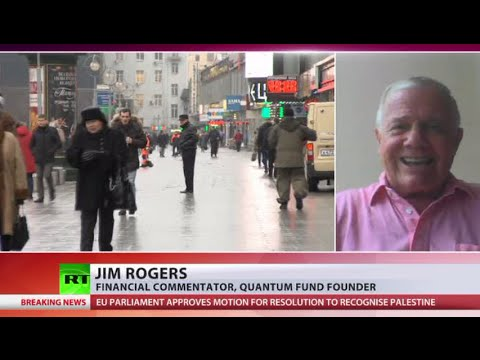 Jim Rogers on ruble: Russian central bank doing it right