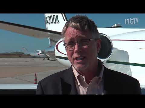 Denton Airport Runway