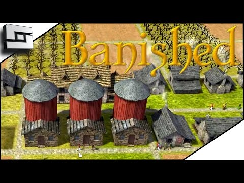 TUBERCULOSIS OUTBREAK! - Banished Gameplay E5 | Sl1pg8r