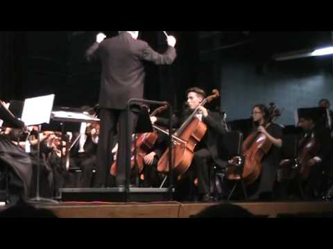 Region Orchestra 2016 Jacobs Rodenbeck Solo