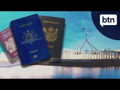 Dual Citizenship Scandal In Australian Politics - Behind The News