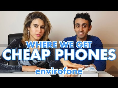 The BEST DEALS on an iPhone! Envirofone Review