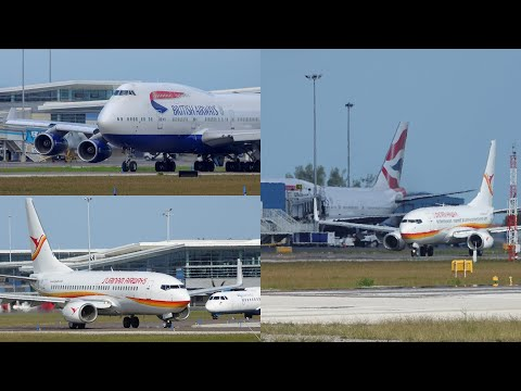 Bahamas | May 6/2019 Spotting Compilation | First Diversions Of 2019