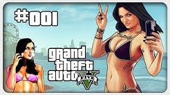 Let's Play: GTA V Deutsch #001 German 100% Walkthrough HD Gameplay