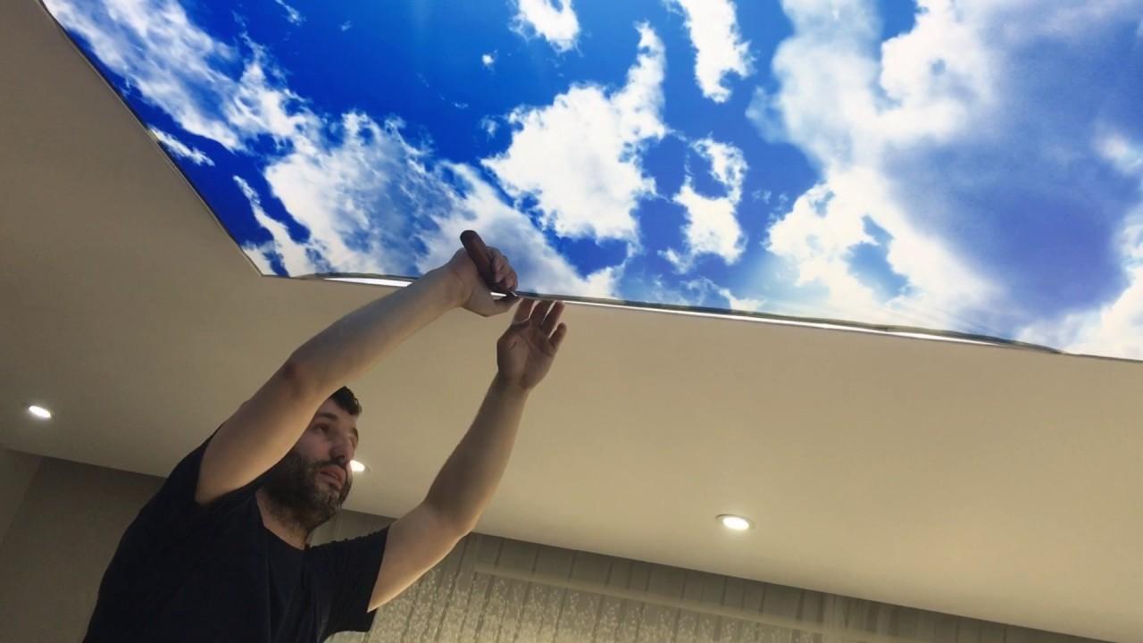 Led Işık-Led Şerit Asma Tavan Montajı-Led Nasıl Bağlanır? Alçıpan Led Işık Uygulaması
