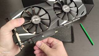 ASUS Dual RTX 2060 Unboxing