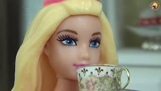 Мультик Барби в Париже Волшебный сон в домике с собачкой Истории с куклами / Barbie doll house(Барби засыпает, мечтая о Париже. Во сне с ней происходят удивительные приключения. В мультфильме принимали..., 2016-07-02T04:00:00.000Z)
