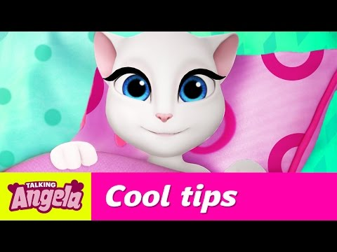 Download Talking Angela's Cool Tips for Getting up (Become a Morning Person!) Pics