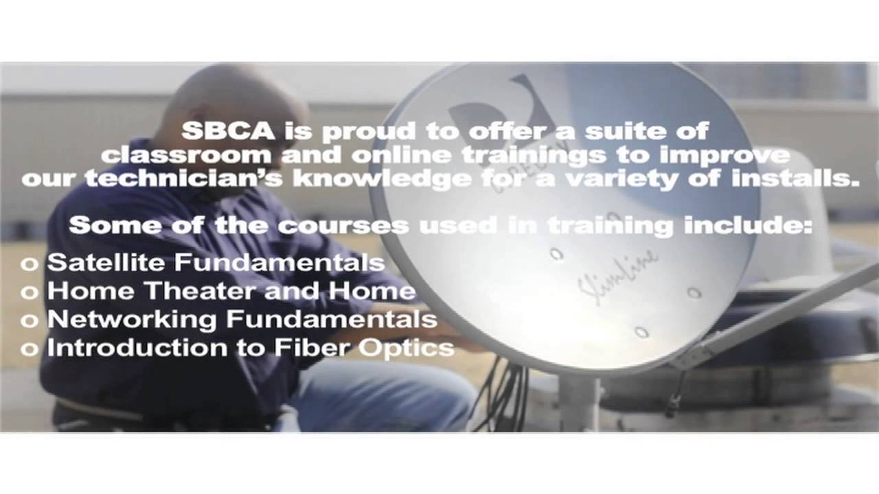 Sbca certification youtube sbca certification 1betcityfo Image collections