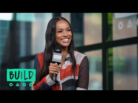 "Karrueche Tran & Meghan Rienks Discuss The Film, ""The Honor List"""
