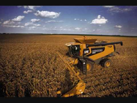 the combine harvester song