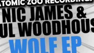 Nic James & Paul Woodhouse - Wolf - Atomic Zoo Recordings