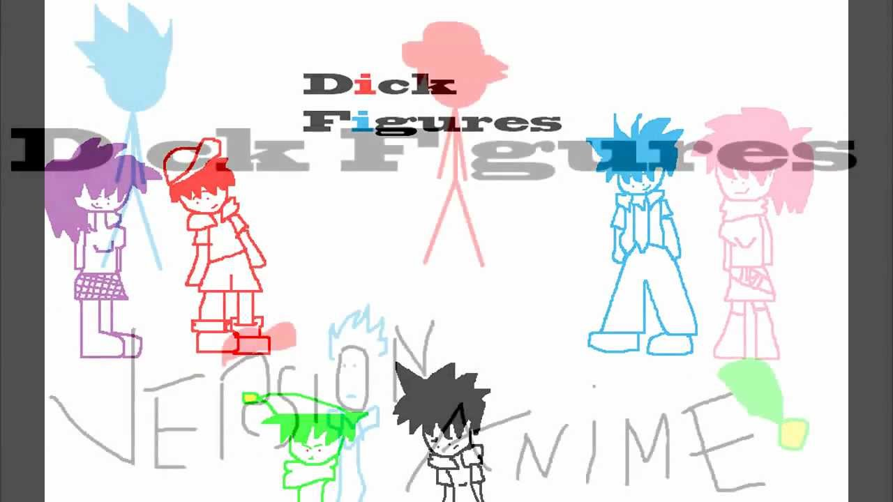 figured Dick out figures
