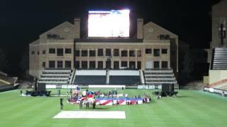 アメリカ国歌,2015年7月4日独立記念日のイベント.コロラド州ボルダー...