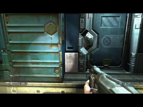 Doom 3 BFG Edition Live Long Play Part Two (Xbox360)