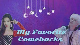 My favorite K-Pop comebacks (so far)