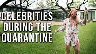 Celebrities Being Cute During Quarantine
