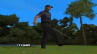 Tiger Woods PGA Tour 2003 - Tiger Challenge #11: Mark O