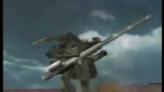 Gungriffon Allied Strike INTRO