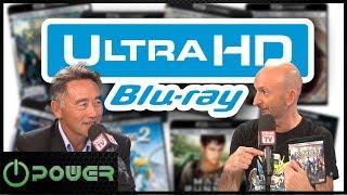 Power fait un point international sur le Blu-ray Ultra HD/4K ! (Power n°146)