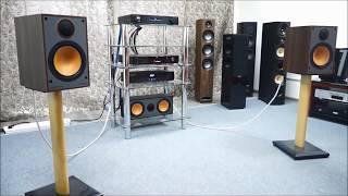 Прослушивание лампового усилителя Cary Audio Supply AE-3 MKII и  HECO Direkt Einklang