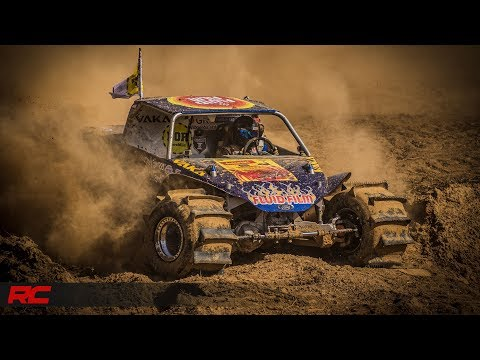 Insane Off-Road Action! Southern Rock Racing Series and Icelandic Formula OffRoad USA